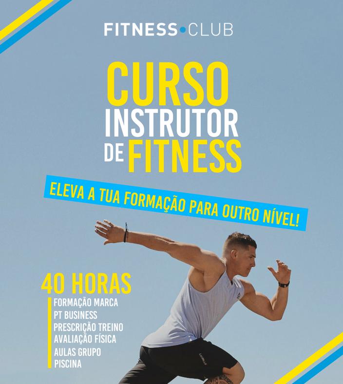 Curso Instrutor Fitness